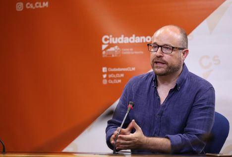 Alejandro Ruiz, de Ciudadanos, sobre los temporeros: