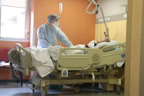 Coronavirus.- La región declara 5 brotes más, 186 nuevos positivos por PCR, ningún fallecimiento y los ingresados en UCI bajan a 8