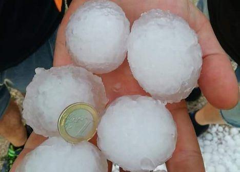 El Ayuntamiento de Nerpio solicita al Gobierno que declare 'zona catastrófica' el municipio tras la tormenta de pedrisco de esta semana