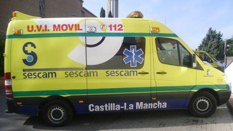 Sucesos.- Fallece un joven de 22 años tras salirse de la vía el vehículo que conducía en Socovos (Albacete)