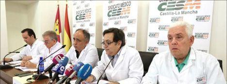 El sindicato médico de Castilla-La Mancha alerta de sobrecarga laboral en Atención Primaria y hospitales y pide más personal para atender