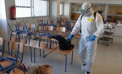 Coronavirus.- Castilla-La Mancha creará una unidad específica de profesionales para el seguimiento de todos los centros educativos