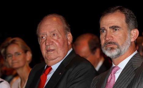 Setenta exministros y altos cargos de PSOE, PP y UCD firman un manifiesto de apoyo a Juan Carlos I