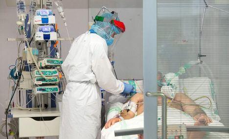 Coronavirus.- Datos muy preocupantes en Castilla-La Mancha que registra dos fallecimientos y 313 nuevos positivos por el virus
