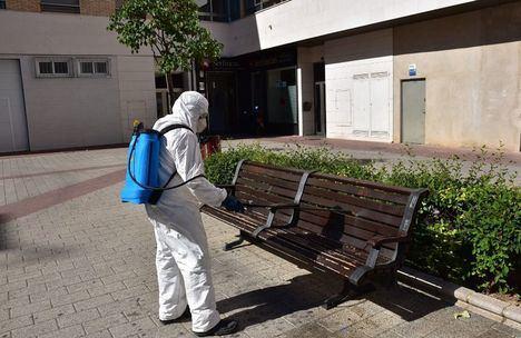 El Servicio de Limpieza de Albacete cerró el mes de julio con 12.300 actuaciones de desinfección en las calles