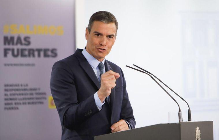 Coronavirus.- Pedro Sánchez: 'El curso escolar debe iniciarse con normalidad, esa es la hoja de ruta y no hay otra'