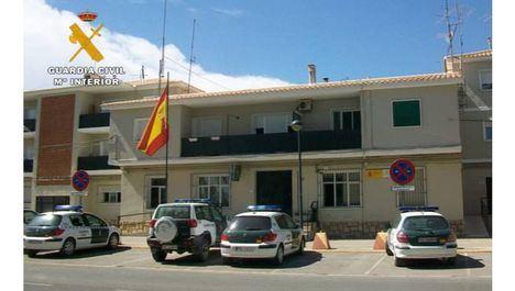 Sucesos.- Dos detenidos por intentar robar a un joven al que hirieron por arma blanca en Almansa (Albacete)