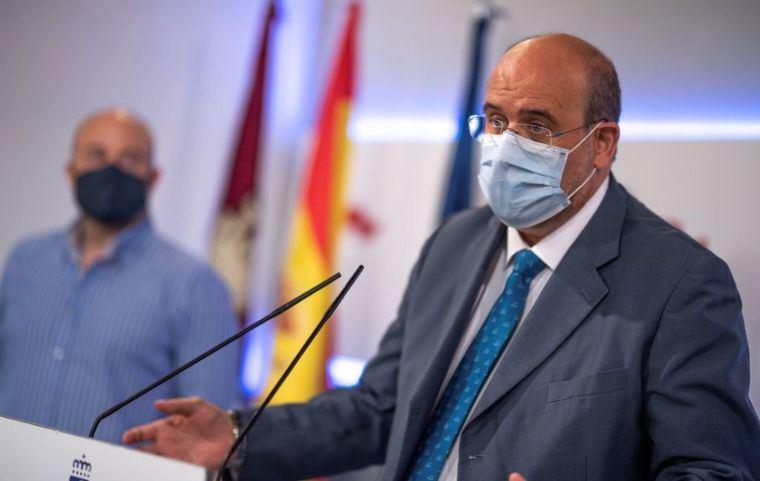 La Junta pide a Paco Núñez 'lealtad' porque se reunirá próximamente con Page para abordar la reconstrucción de Castilla-La Mancha