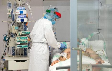 Coronavirus.- Castilla-La Mancha confirma 507 casos más, 1 fallecido y no varía sustancialmente en ingresados en cama y UCI