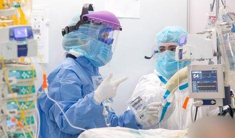 Coronavirus.- Castilla-La Mancha confirma 1.423 positivos y dos fallecimientos durante el fin de semana