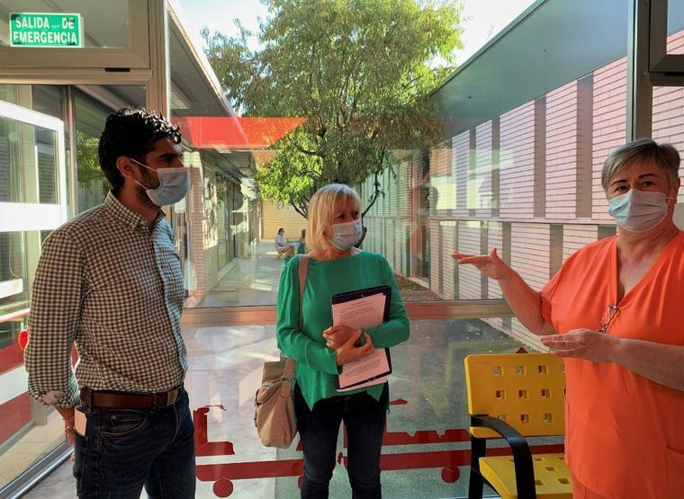 La red municipal de Escuelas Infantiles, preparada para acoger el inicio del curso escolar, que dará comienzo el próximo lunes en Albacete