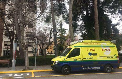 Sucesos.- Fallece un trabajador que resultó herido tras caer al vacío en una empresa de Almansa (Albacete)