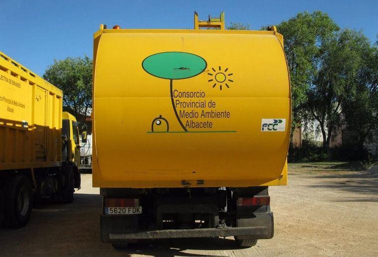 El nuevo contrato de recogida selectiva de envases de la provincia de Albacete entra en vigor este jueves