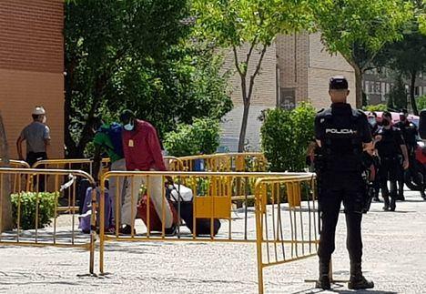 La Fiscalía Provincial de Albacete archiva las diligencias de investigación penal abiertas al Ayuntamiento por el confinamiento de los trabajadores temporeros
