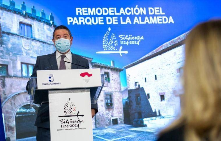 Page asegura que Castilla-La Mancha es la región que más esfuerzo económico realiza para combatir el Covid en relación a su PIB y la tercera en términos absolutos