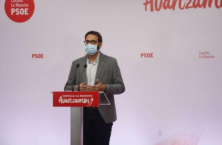 El PSOE exigirá por carta a Paco Núñez que fundamente sus propuestas y las acompañe de un plan económico financiero