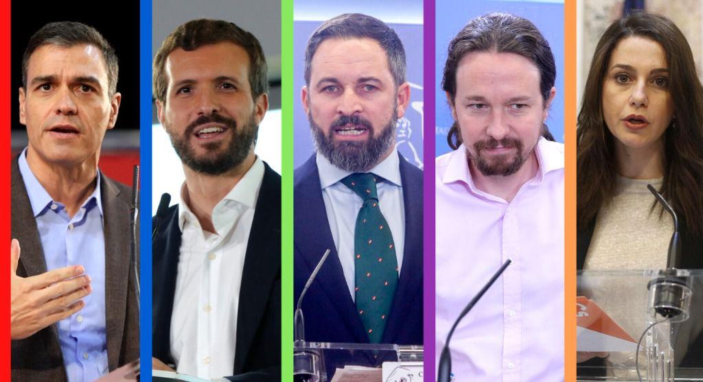 El CIS da al PSOE más ventaja sobre el PP mientras Ciudadanos ya se acerca a Vox