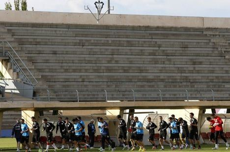 El Albacete Balompié comunica que una persona da positivo en Covid-19