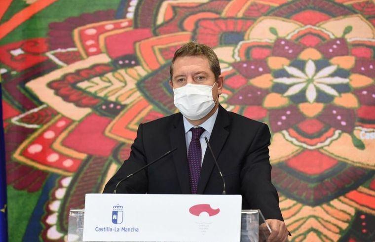 Page anuncia que el nuevo Hospital General de Albacete contará con una inversión total de 140 millones de euros