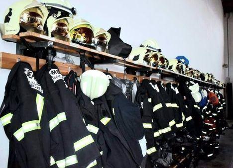 Diputación de Albacete comprará 100 EPIs de intervención en incendios estructurales para los profesionales del Sepei