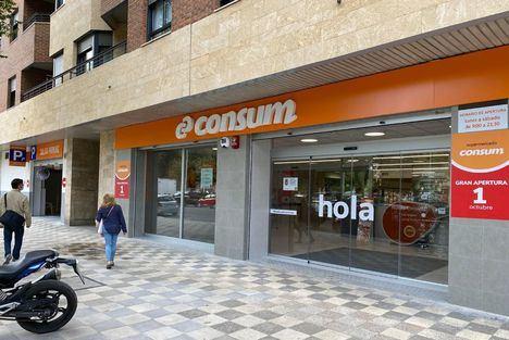 Consum crea 36 puestos de trabajo con la apertura de un nuevo supermercado en Albacete, el quinto del año