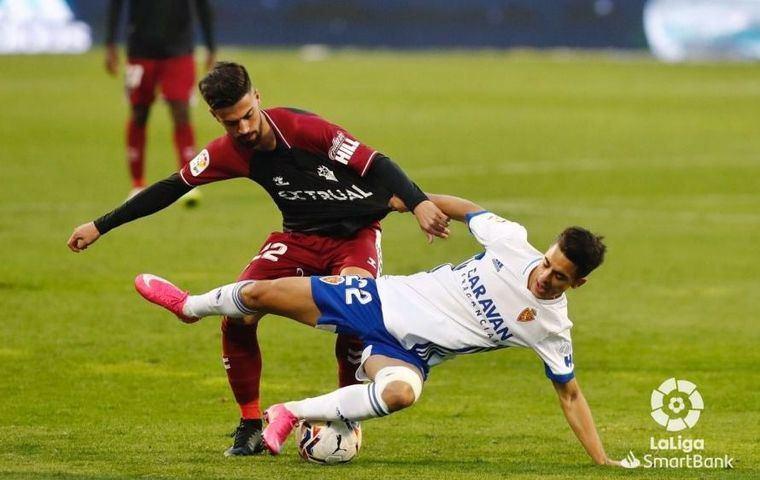 1-0.- El Albacete pierde en Zaragoza en los últimos minutos y sigue penúltimo en la clasificación