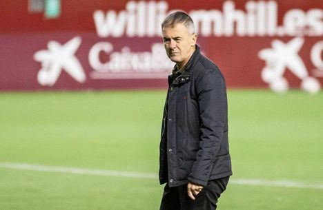 Lucas Alcaraz cesado como entrenador del Albacete Balompié