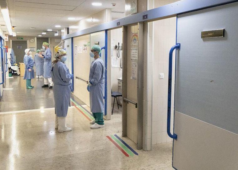 Coronavirus.- Castilla-La Mancha registra 365 nuevos casos y 14 fallecimientos en las últimas 24 horas