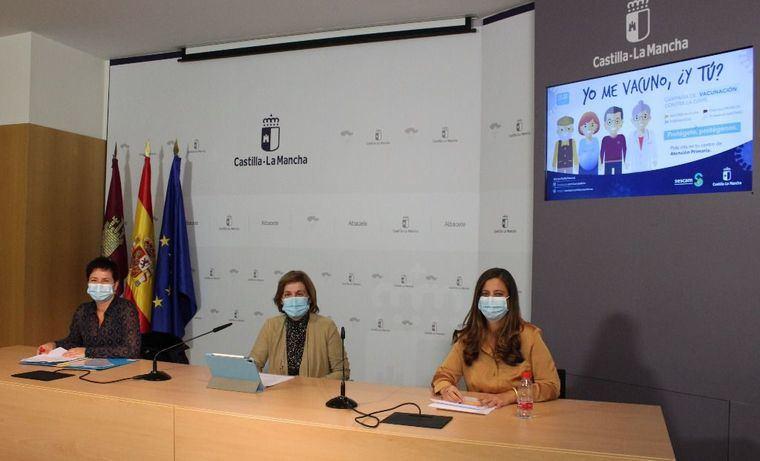 La Campaña de Vacunación frente a la gripe comienza en la provincia de Albacete con más de 100.000 dosis de vacunas disponibles