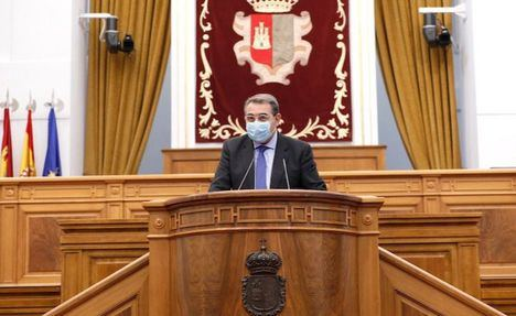 Aprobada la Ley de Reserva de Material Sanitario de Castilla-La Mancha