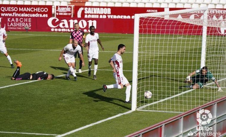 3-0- Primera victoria del Albacete esta temporada en el debut de López Garai en el banquillo del conjunto manchego
