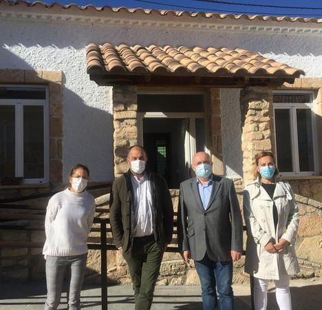 La Junta y el Ayuntamiento de Nerpio supervisan cinco proyectos de inversión enmarcados en la estrategia regional de lucha contra la despoblación