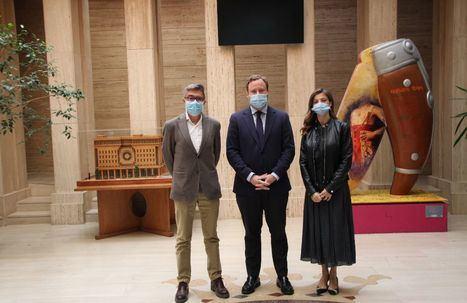El alcalde de Albacete valora la responsabilidad asumida por Elena Carrascosa al frente del Consejo General de Colegios Oficiales de Podólogos
