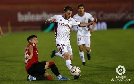 0-0. El Mallorca se estrella ante un Tomeu Nadal inmenso