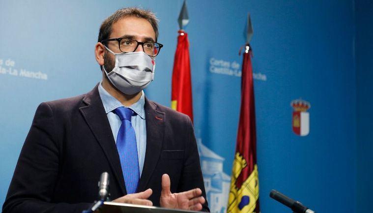 El PSOE cree que el rechazo del PP al techo de gasto es una 'radicalidad' que niega que Castilla-La Mancha tenga 'recursos adicionales'