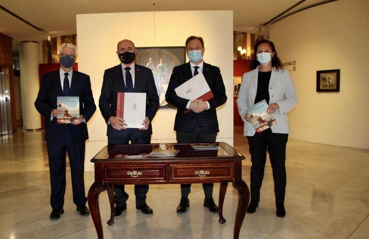 Fundación Globalcaja y Ayuntamiento de Albacete renuevan su colaboración para la programación cultural de la ciudad