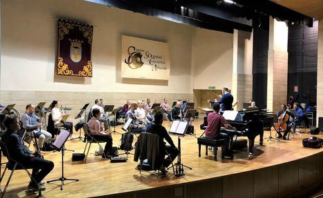 La Banda Sinfónica Municipal de Albacete ofrecerá el concierto inaugural de la temporada de otoño-invierno este domingo