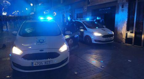 La Policía Local de Albacete impone en la última semana 81 denuncias, 69 por mascarillas y 10 a establecimientos