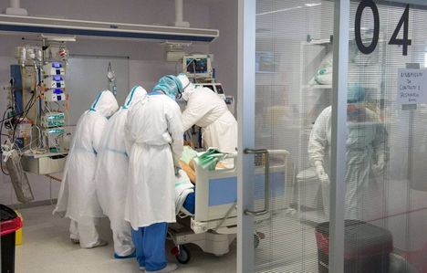 Coronavirus.- Castilla-La Mancha registra 2.773 nuevos casos y 28 fallecidos este fin de semana