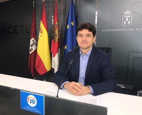 El PP de Albacete quiere crear un grupo de trabajo para modificar la ordenanza de terrazas para beneficiar a hosteleros