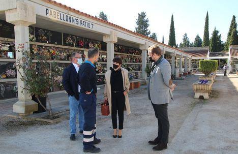 El Cementerio de Albacete recibió 30.000 visitas los días previos a Todos los Santos, muy por debajo de las 160.000 habituales