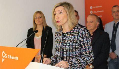 Foto: María Dolores Arteaga. Secretaria de Organización de Ciudadanos Castilla-La Mancha.