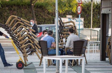 El Gobierno prepara una batería de ayudas para bares y restaurantes