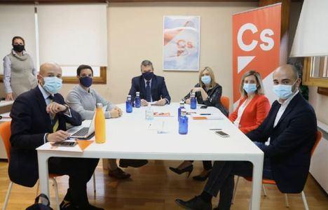 """Carlos Cuadrado: """"Ciudadanos ha conseguido que el Gobierno no suba los impuestos a los castellanomanchegos'"""