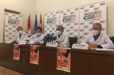 El Sindicato Médico desconvoca la huelga prevista para el día 24 y llama a concentrarse en hospitales y centros de salud