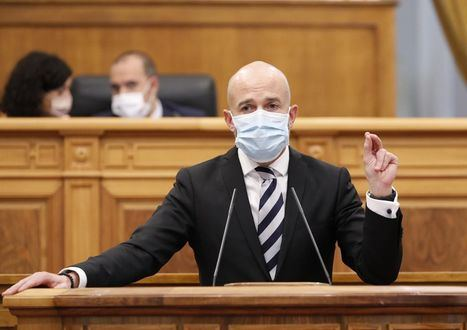 Pleno.- Ciudadanos votará en contra de la enmienda a la totalidad del PP y tiende la mano al PSOE para mejorar los presupuestos