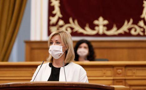 """Ana Isabel Abengózar al PP: """"Llevan 30 años sin apoyar la defensa del agua para Castilla-La Mancha, esta es la oportunidad de hacerlo"""""""