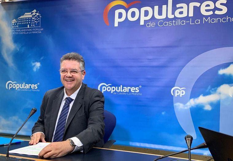 Juan Antonio Moreno Moya pasará a ser viceportavoz adjunto del PP en las Cortes regionales