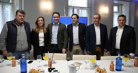 Teodoro García Egea y Paco Núñez clausurarán, mañana sábado, el XIII Congreso Provincial del Partido Popular en Albacete