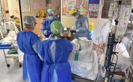 Coronavirus.- Descienden el número de casos, 588 y de hospitalizados en Castilla-La Mancha que registra 15 fallecidos